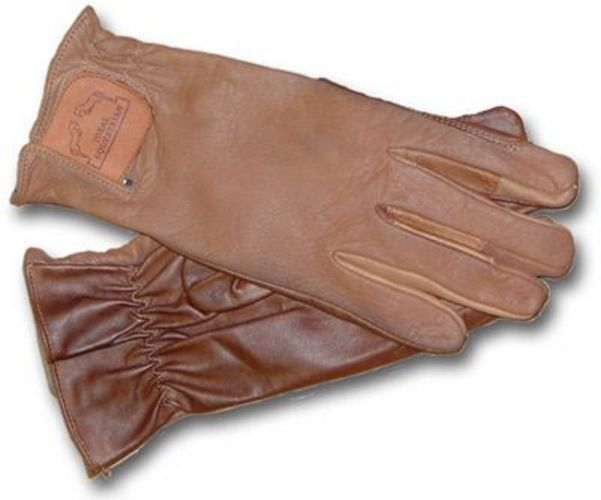 Driving Gloves - Deerskin Luxe